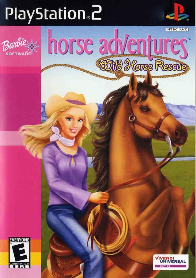 barbie pferdespiel