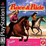 Barbie Race & Ride Spiel für PS1, PSP