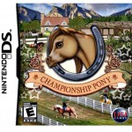 Championship Pony NDS game