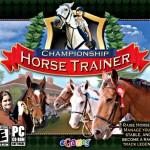 Championship Horse Trainer-Spiel für PC