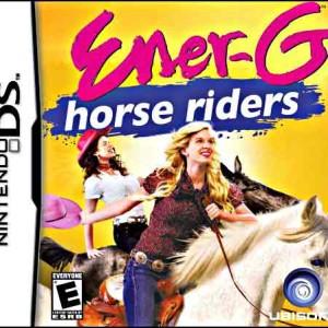 Ener-G horse rider Nintendo DS game