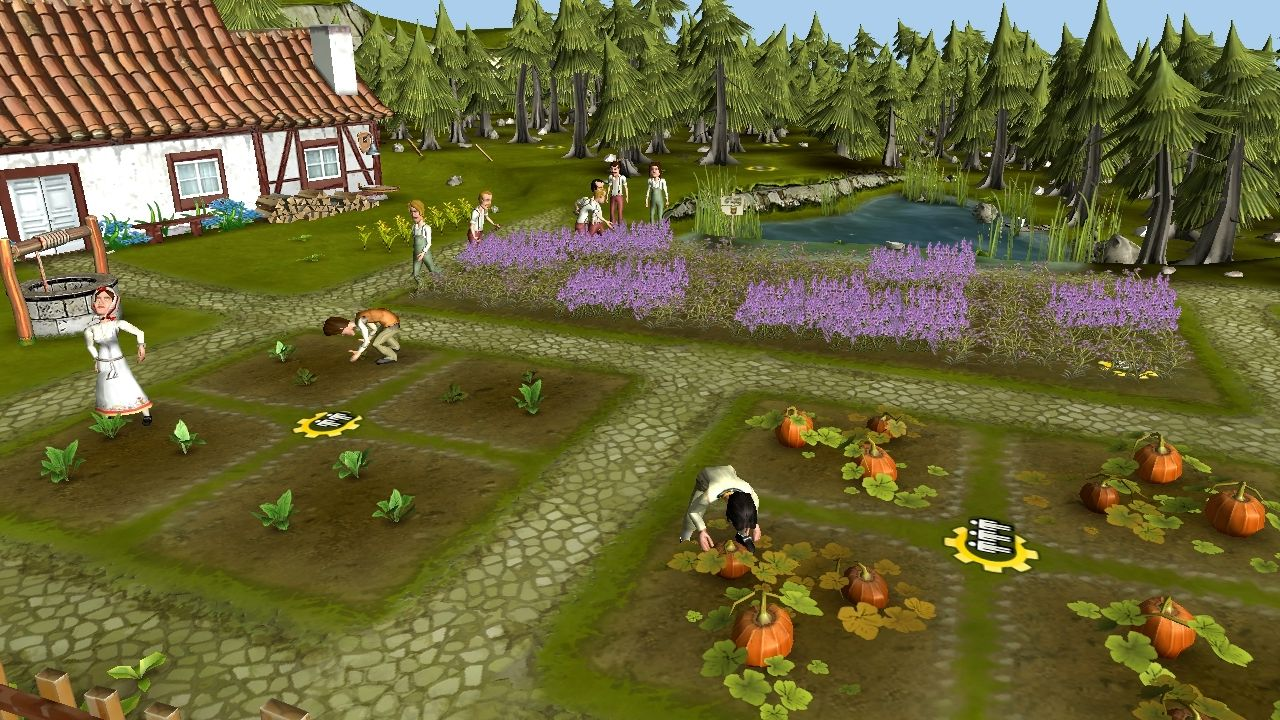 Farm Building Games For Ipad