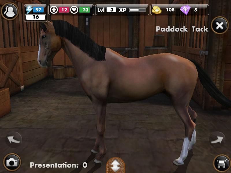 horse pferdespiel