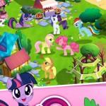 My little pony Tv-Serie Pferde-Spiel App