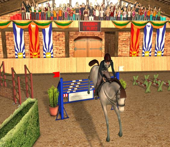 virtuelle pferdespiele